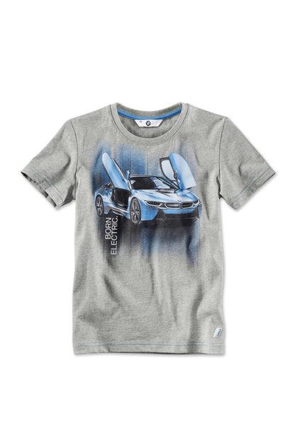 Детска тениска BMW i8
